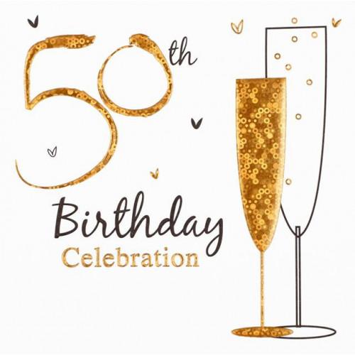 Age 50 Invitations