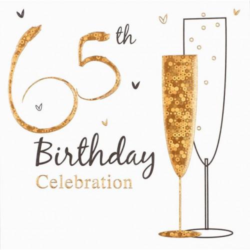 Age 65 Invitations