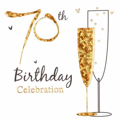 Age 70 Invitations