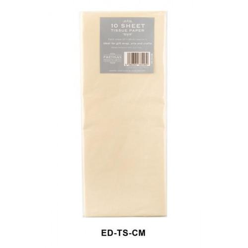 Cream Pk12 Tissue