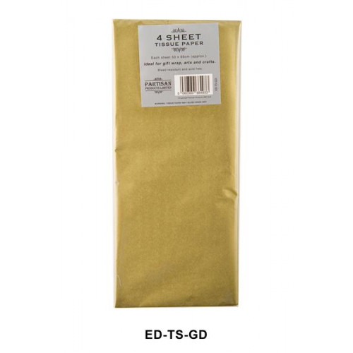 Gold Pk12 Tissue