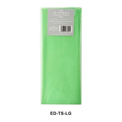 Mint Green Pk12 Tissue