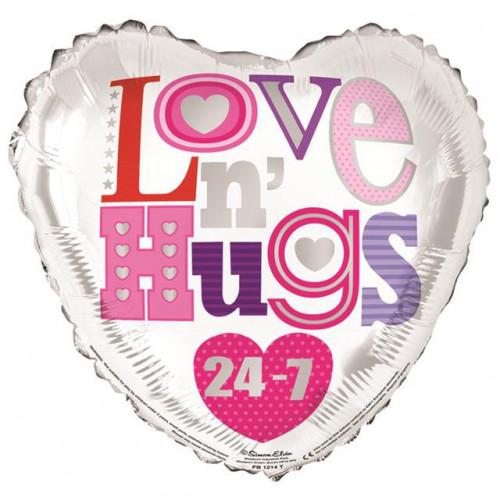"""18"""" Love N' Hugs"""