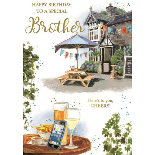PK6 C50 CARDS Brother NETT