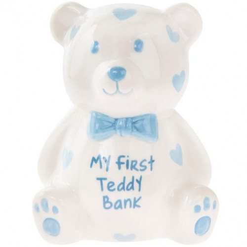 My First Teddy Bank Small