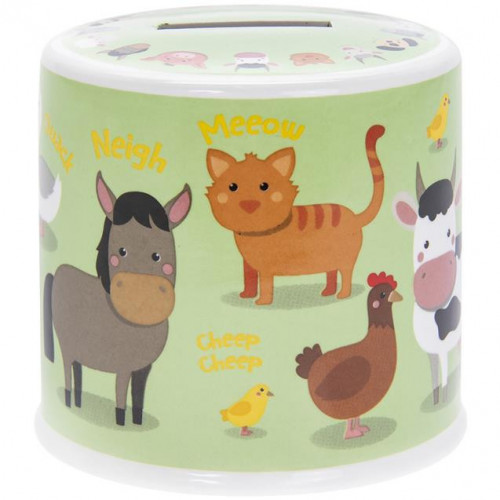 Farmyard Money Box