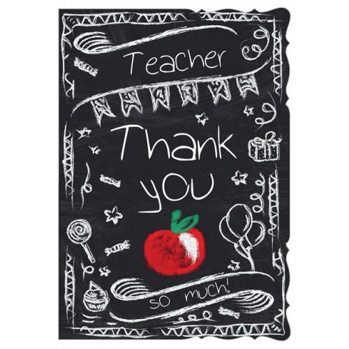 Thank You Teacher Pk6 C50