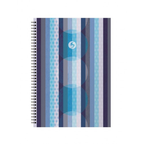 A4 Twinwire Notebook