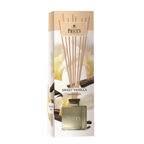 FRAGRANCE COLLECTION REED DIFFUSER SWEET VANILLA