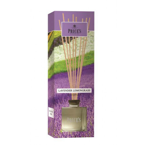FRAGRANCE COLLECTION REED DIFFUSER LAVENDER & LEMONGRASS
