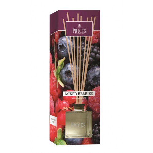 FRAGRANCE COLLECTION REED DIFFUSER MIXED BERRIES