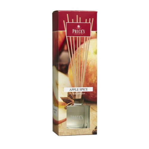 FRAGRANCE COLLECTION REED DIFFUSER APPLE SPICE
