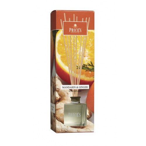 FRAGRANCE COLLECTION REED DIFFUSER MANDARIN & GINGER