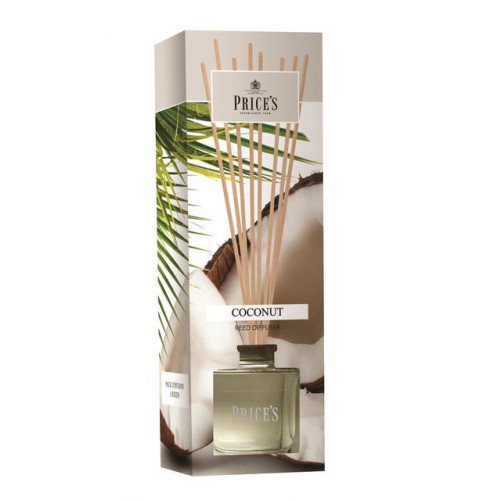 FRAGRANCE COLLECTION REED DIFFUSER COCONUT