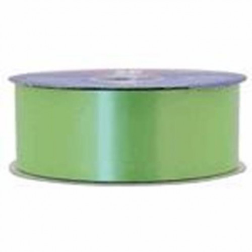 "2""Yds Lime Green Ribbon-34"