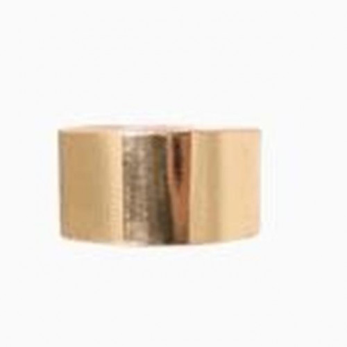50Mm25Yds Gold Metallic Ribbon