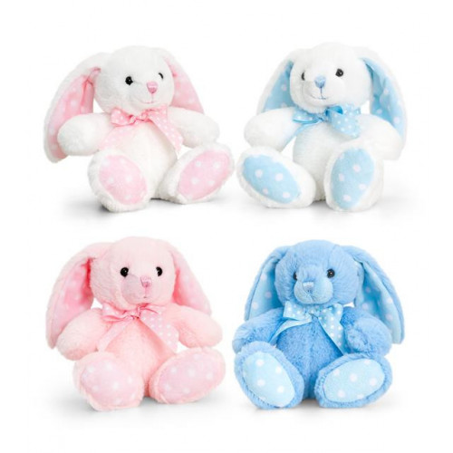 15Cm Spotty Rabbit Assorted