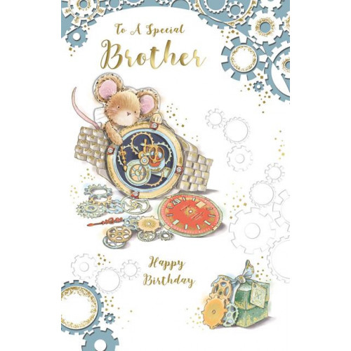 PK6 C125 CARDS Brother NETT