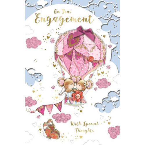 PK6 C125 CARDS Engagement NETT