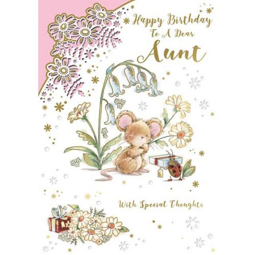 PK6 C50 CARDS Aunt NETT