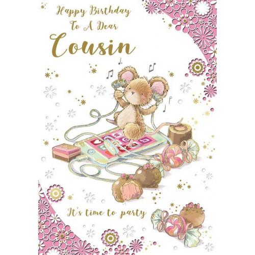 PK6 C50 CARDS Cousin NETT