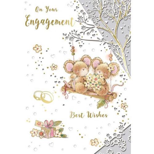 PK6 C50 CARDS Engagement NETT