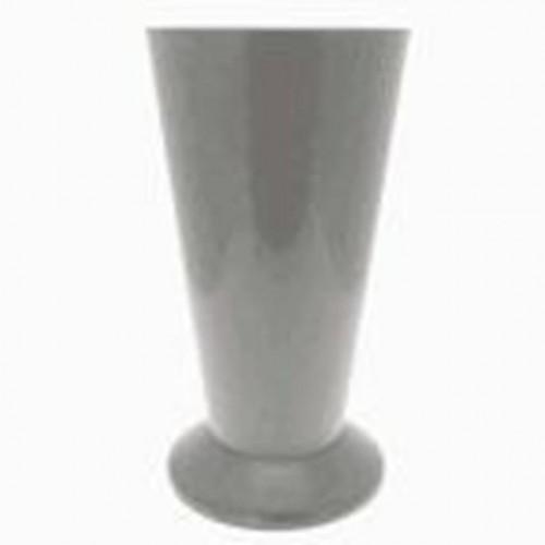 Plastic Silver Vase Size 6