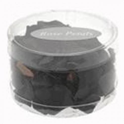 Black Rose Petals ( 150 Pk) In Pvc Tub