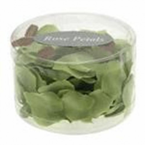 Lime Rose Petals ( 150 Pk) In Pvc Tub