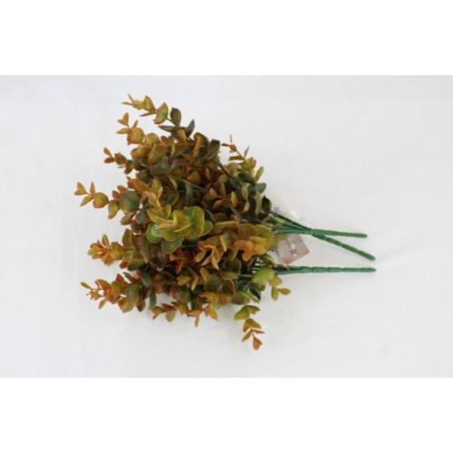 28Cm Eucalyptus Green/Brown
