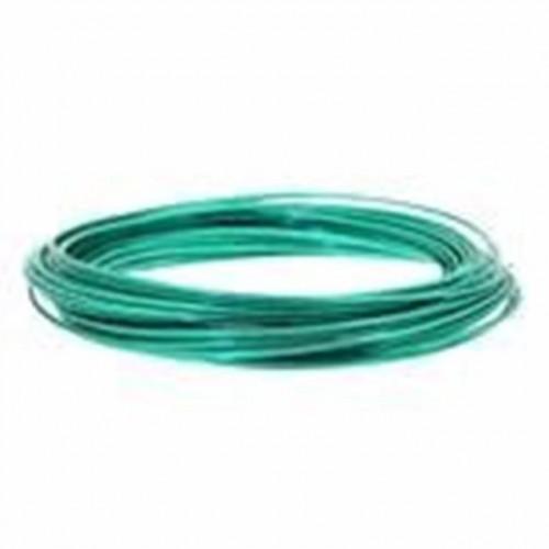 Dk Grn Aluminium Wire 100G 2Mm