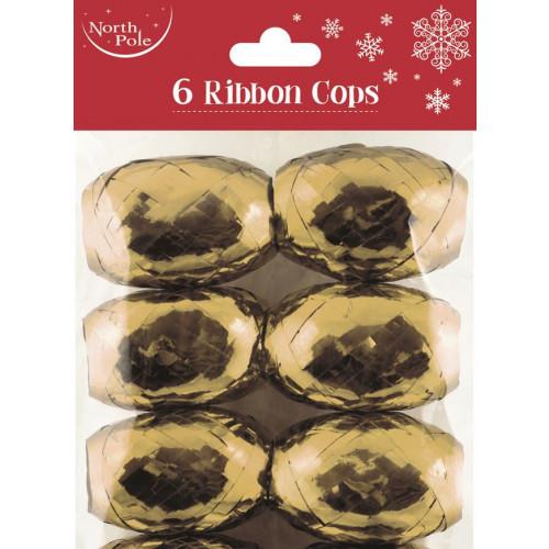6PK RIBBION COPS GOLD PCK 12