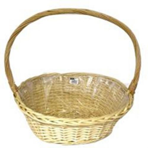 51X36Cm Oval Handled Display Basket