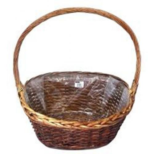 45X34Cm Oval Handled Display Basket