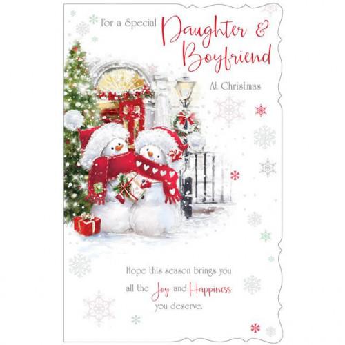 Daughter & Boyfriend C125 Pk6