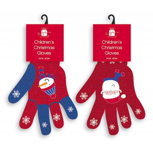 Ss, Outfit Kids Xmas Gloves