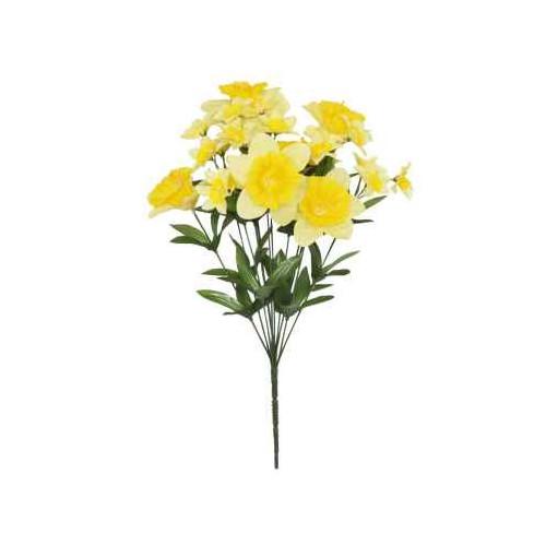 45Cm Daffodil Narcissus Bouquet
