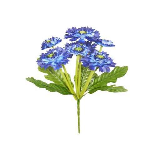36Cm Cornflower Bouquet