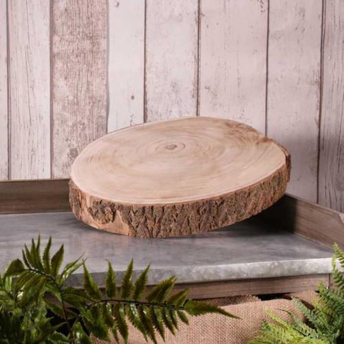 29 To 33Cm (X3.5 Cm) Wood Slice